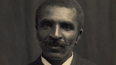 George Washington Carver: A Scientist You Can Go Nutty Over!