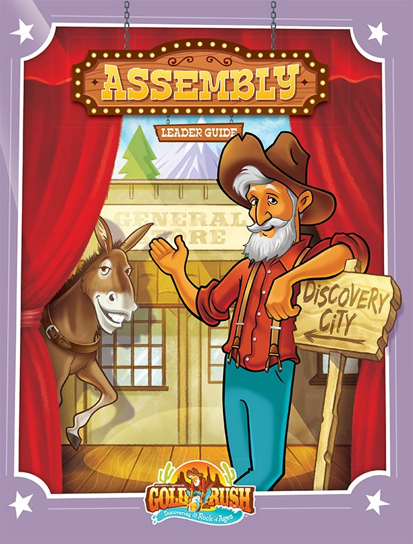Gold Rush Assembly Guide (Excerpt)