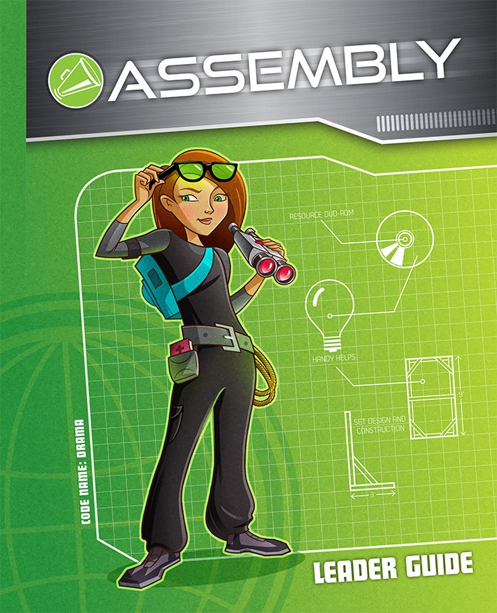 International Spy Academy: Assembly Guide (Excerpt)
