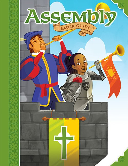 Kingdom Chronicles Assembly Guide (Excerpt)