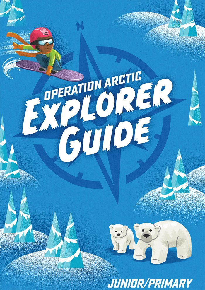 Operation Arctic Junior Explorer Guide