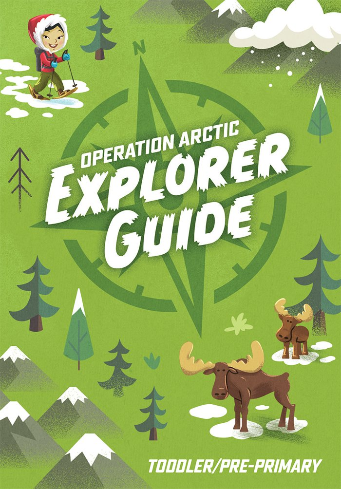 Operation Arctic Pre-Primary Explorer Guide