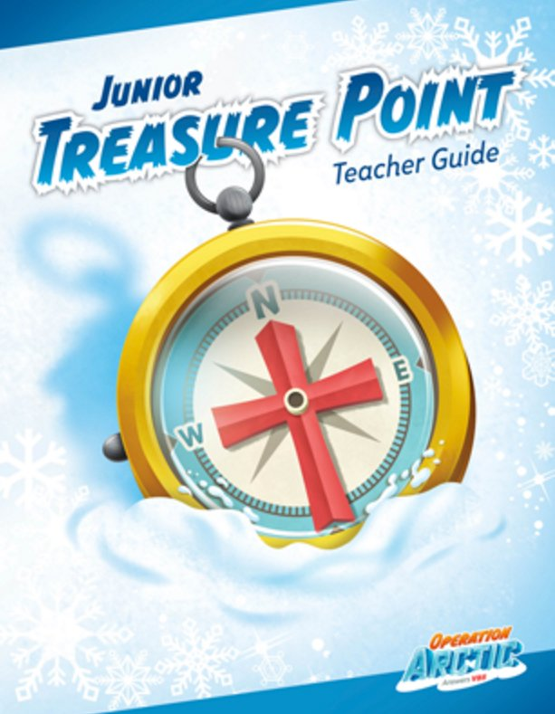 Operation Arctic Junior Teaching Guide Excerpt