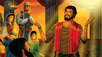 Saul's Transformation