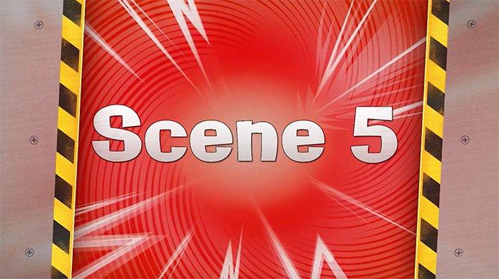 Scene Five Script