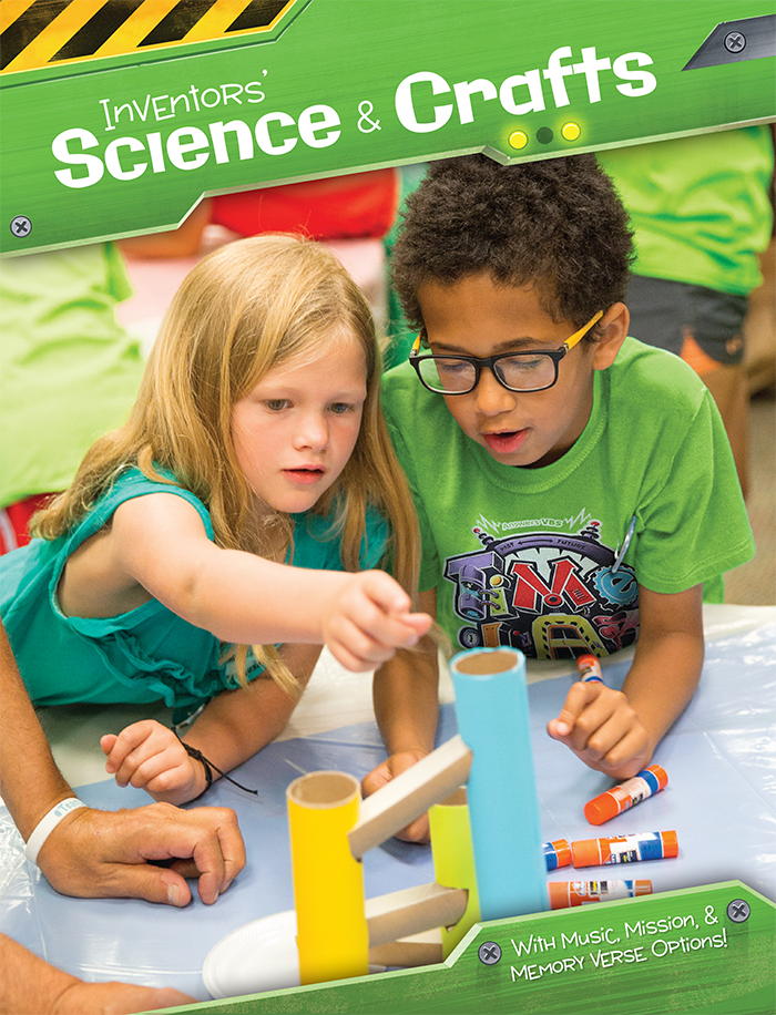 Time Lab Inventors' Science & Crafts (Excerpt)