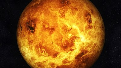 Life—Discovered on Venus! (Well, Only if You Read CNN's Headlines)