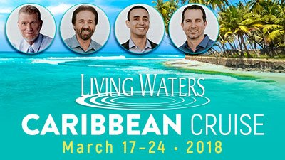 Ken and Mally Ham Join Ray Comfort for 2018 Living Waters Caribbean Cruise