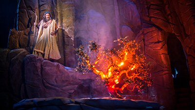 Enjoy Sight & Sound Theatre's Moses on the Big Screen