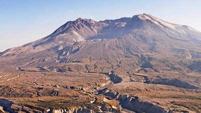 Mount St. Helens 40 Years Later