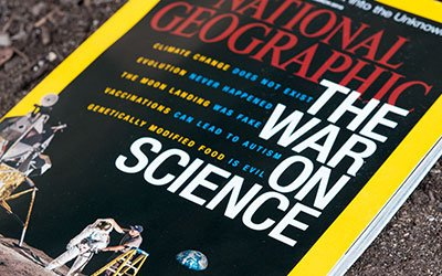 National Geographic Accuses AiG of Doubting Science