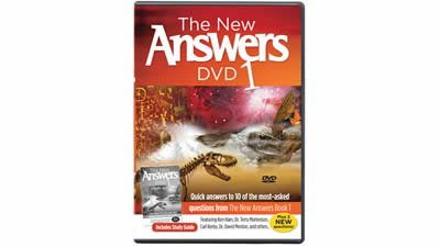 The New Answers DVD 1