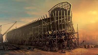 Could Noah's Ark Have Been Made of Wood?