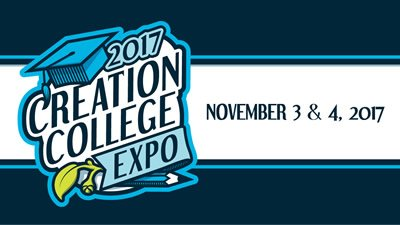 Free Creation College Expo Coming to the Creation Museum