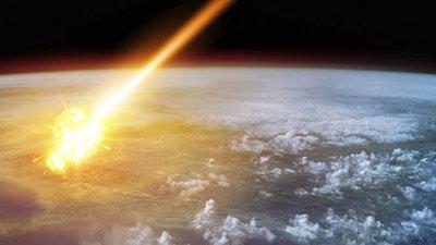 Vida Descoberta no Espaço