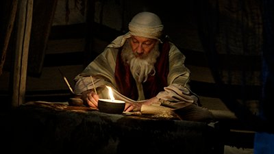 Make Plans to See Patterns of Evidence: The Moses Controversy in Theaters