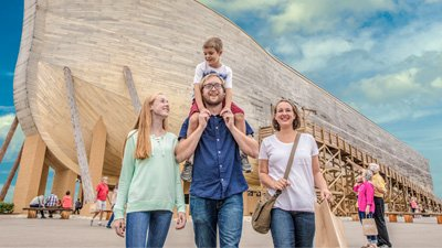 Planning Your Visit to the Ark Encounter and the Creation Museum
