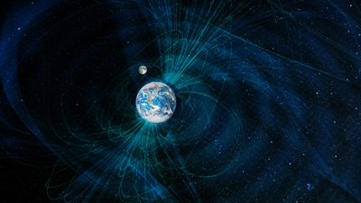 #5 Rapidly Decaying Magnetic Field