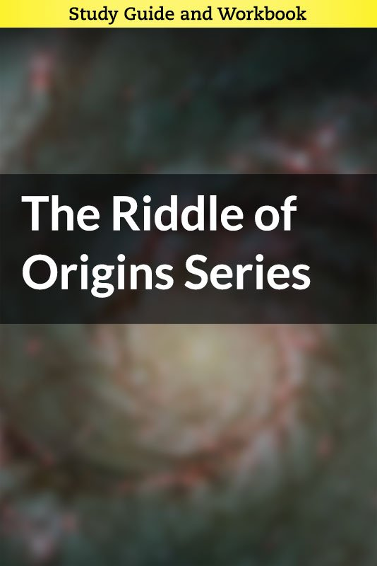 The Riddle of Origins Series