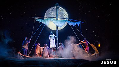 See Sight & Sound's Jesus at Home for Easter Weekend