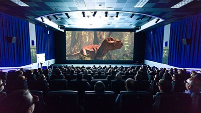 New 4D Special Effects Theater Now Open