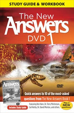 New Answers DVDs Study Guide