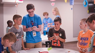 How to Include Teens in Your VBS
