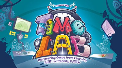 New 2018 Answers VBS Program!