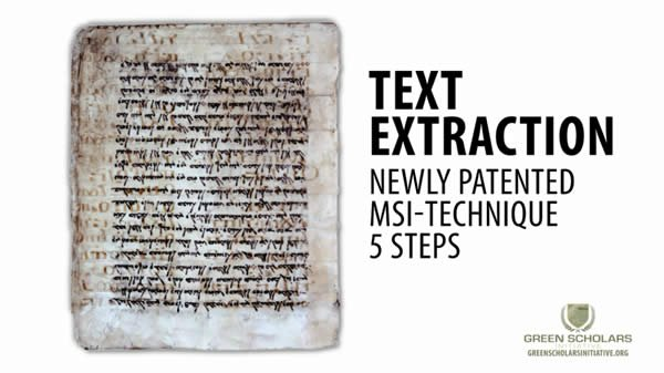 Trusting the Text: Text Extraction