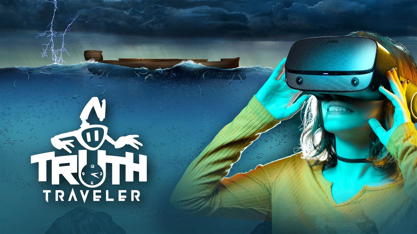 Stunning Virtual Reality Experience Opens at the Ark