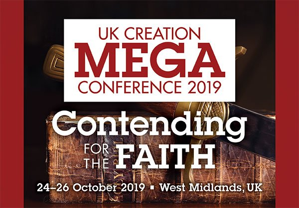 Register Today for UK Creation Mega Conference October 24–26, and Brunch with Ken Ham October 28
