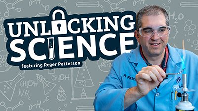 Unlocking Science with Mr. P Just Got an Upgrade
