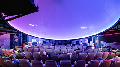 Totally Upgraded Stargazer Planetarium Opening at the Creation Museum