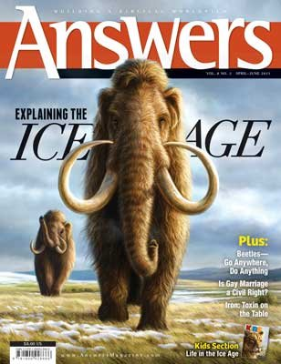When Was The Ice Age In Biblical History Answers In Genesis