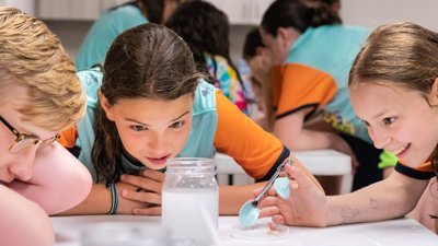 Why Do Science Experiments in VBS?