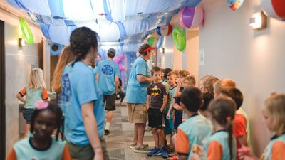 How to Involve Working Adults and Others Who Can't Attend VBS Week
