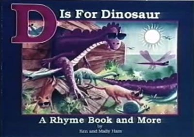 D is for Dinosaur
