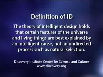 The Intelligent Design Movement: How Intelligent Is It?