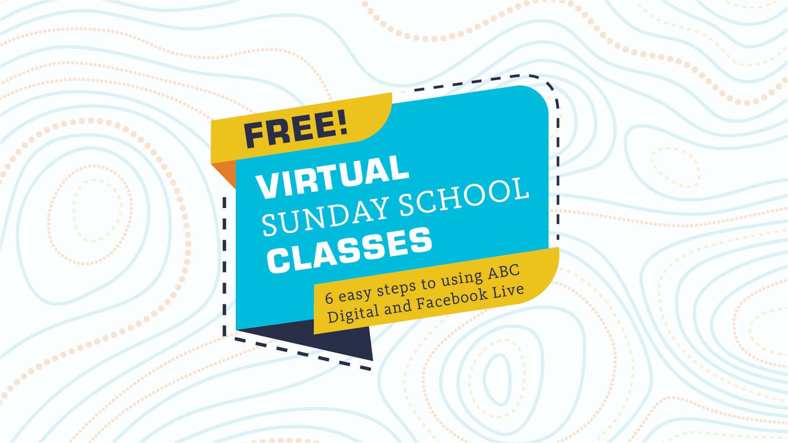 Run a Virtual Sunday School Class for FREE
