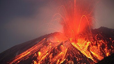 Did Volcanoes Cause the Biggest Mass Extinction Ever?