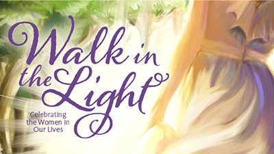 Walk in the Light Ladies Event at the Creation Museum