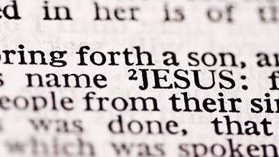 "What Is the Significance of the Name ""Jesus""?"