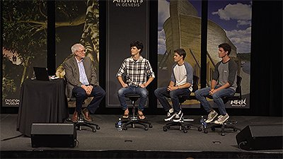 A Wild Encounter with Ken Ham and the Wild Brothers