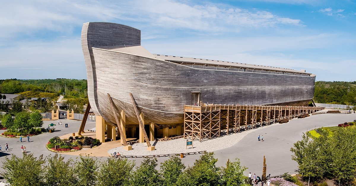 Incredible VR Experience Coming to the Ark Encounter!