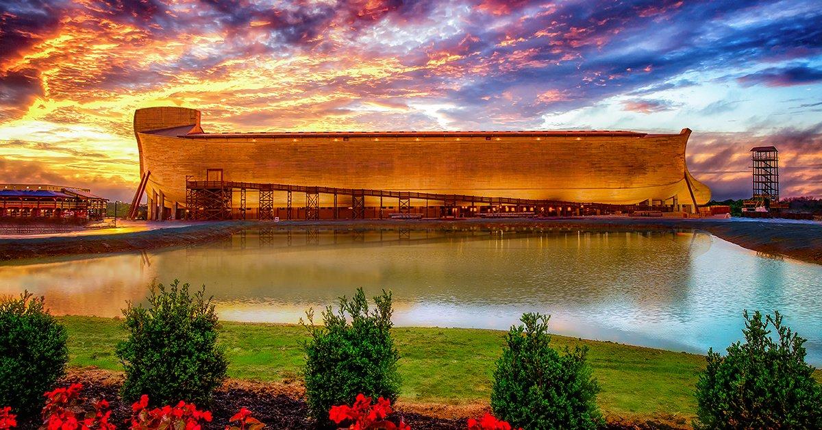 Ark Sunset