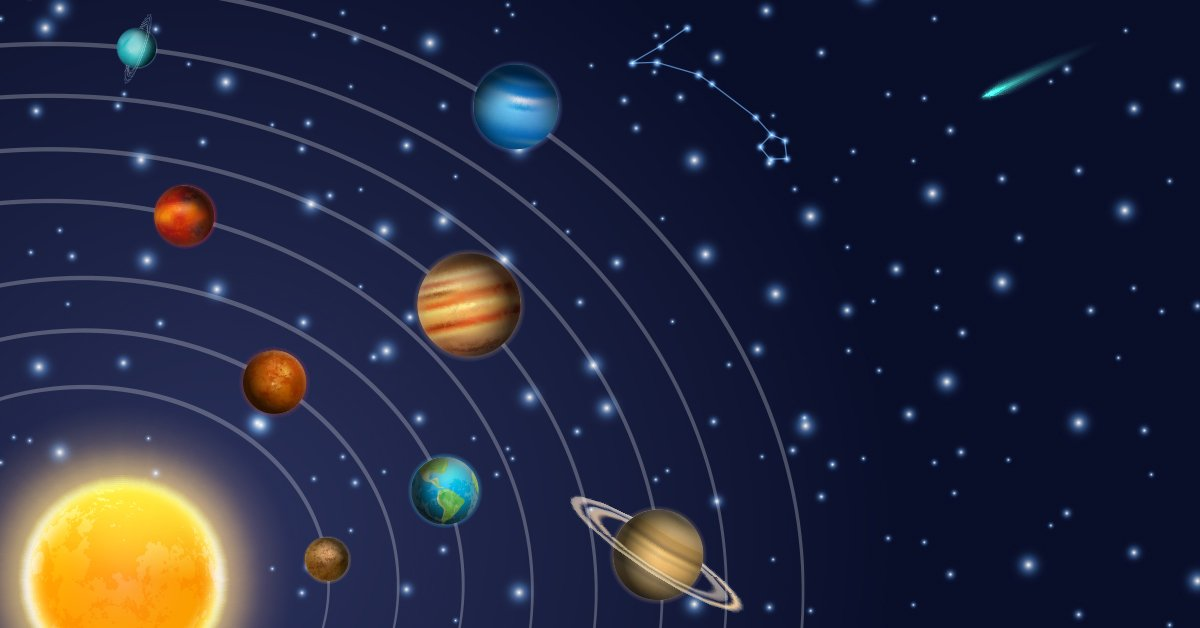 How Old Is the Solar System? | Answers in Genesis
