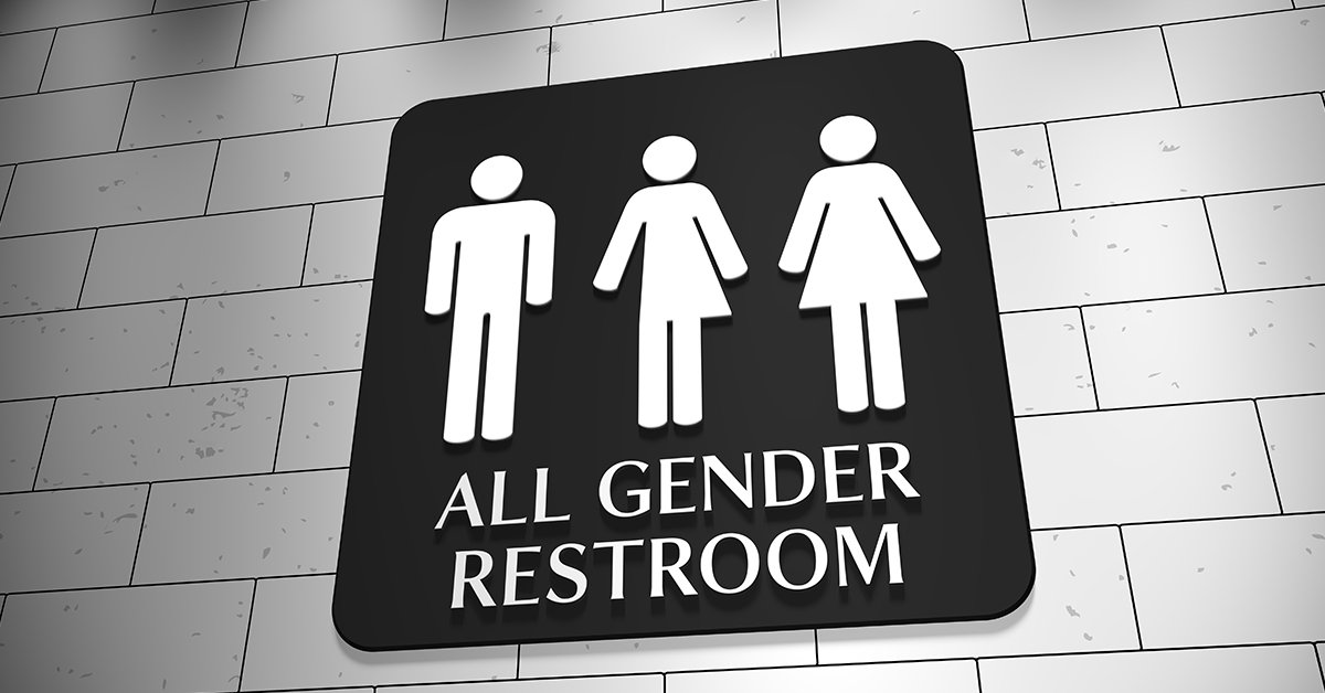 Pronoun Stickers, All Gender Restrooms, and More | Answers