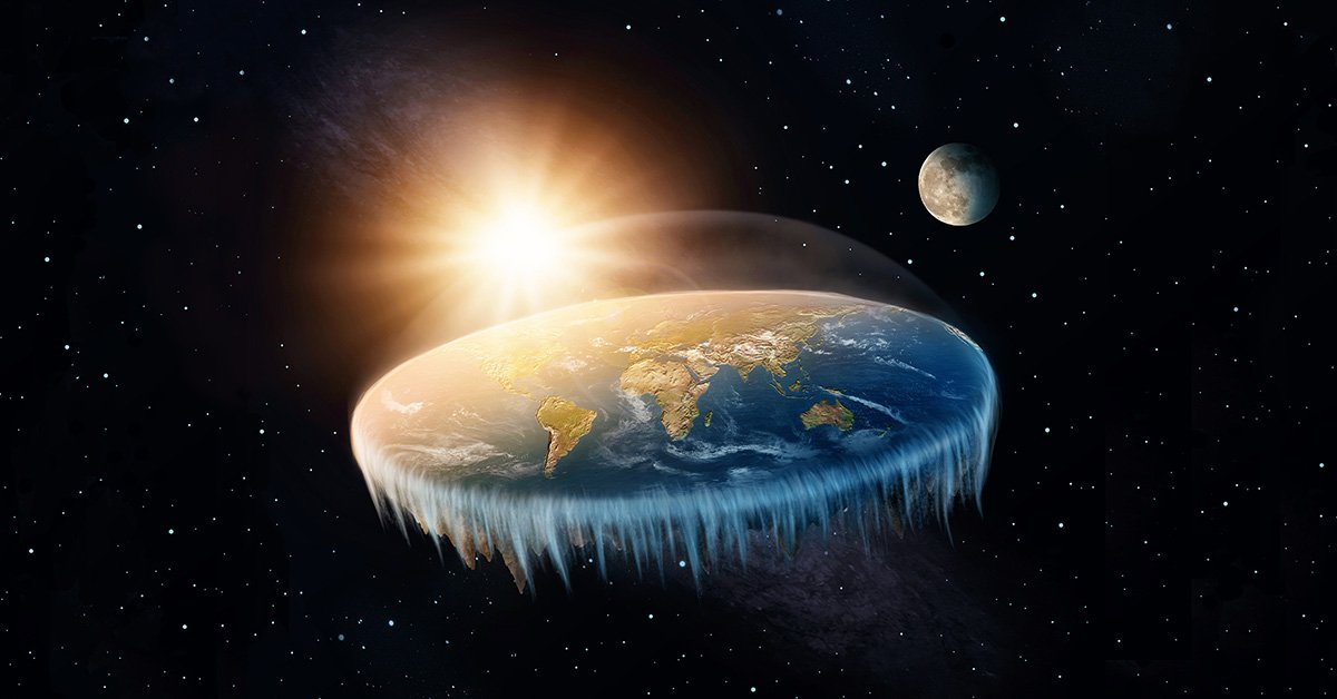 Reflections on the Flat-Earth Movement | Answers in Genesis