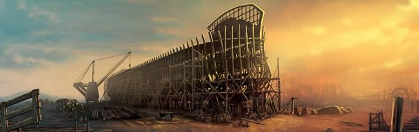 Propaganda War Against the Ark!
