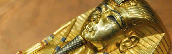 The Boy King Tutankhamen